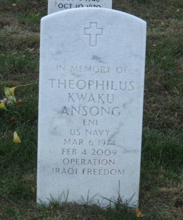 PO1 Theophilus K. Ansong 3
