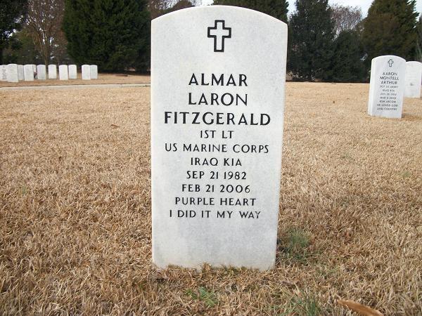 1LT Almar L. Fitzgerald 3
