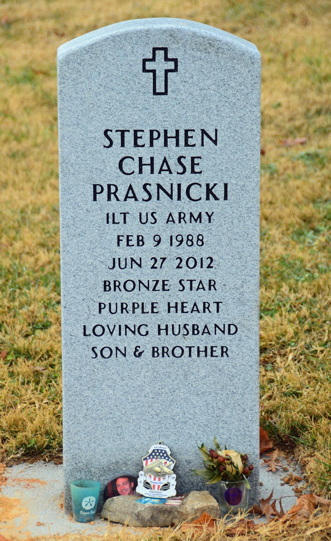 1LT Stephen C. Prasnicki 3