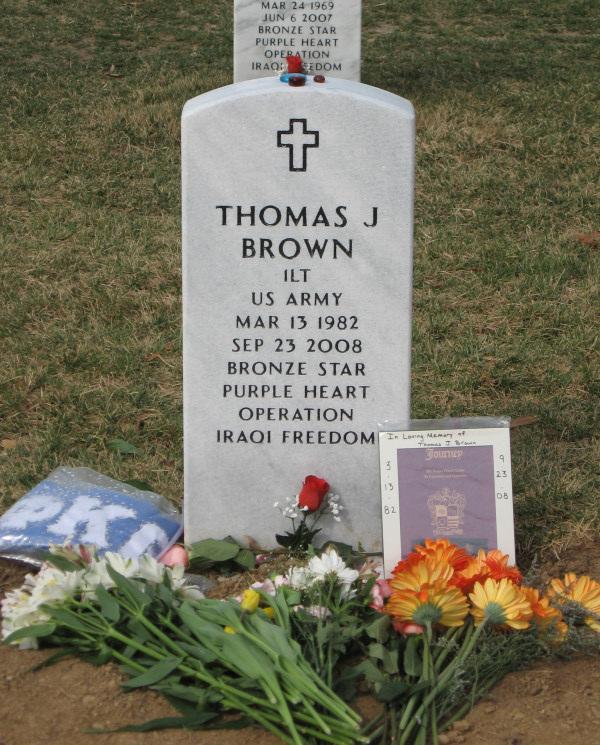 1LT Thomas J. Brown 4