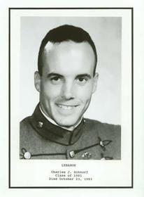 1st Lt Charles Schnorf 1