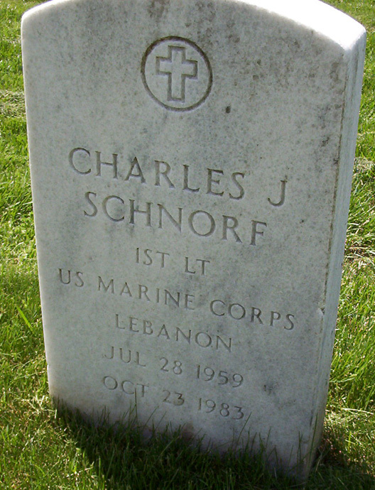 1st Lt Charles Schnorf 2