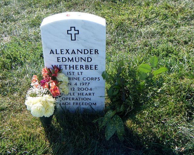 1stLt Alexander E. Wetherbee 2