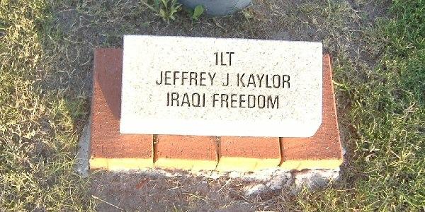 2LT Jeffrey J. Kaylor 3