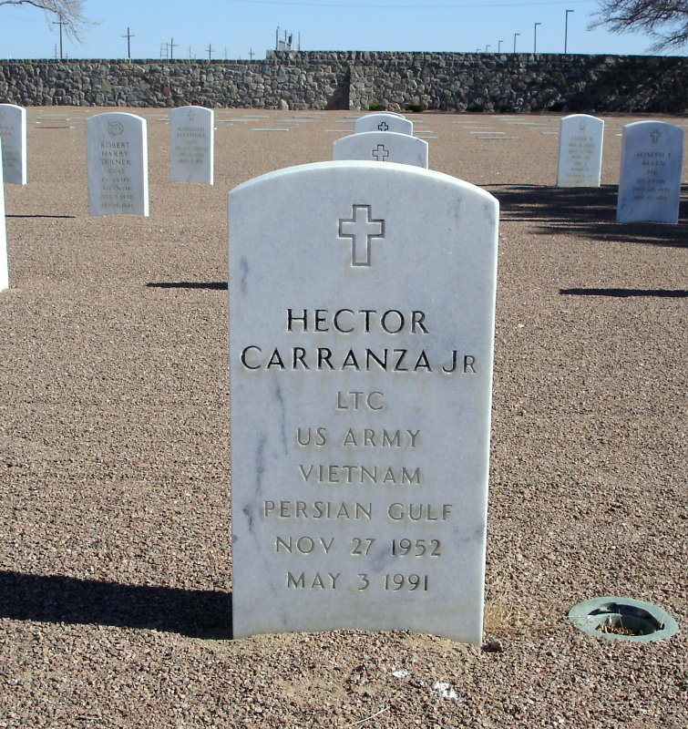 Lt. Col. Hector Carranza