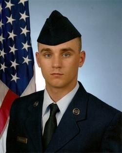 A1C Zachary R. Cuddeback 1