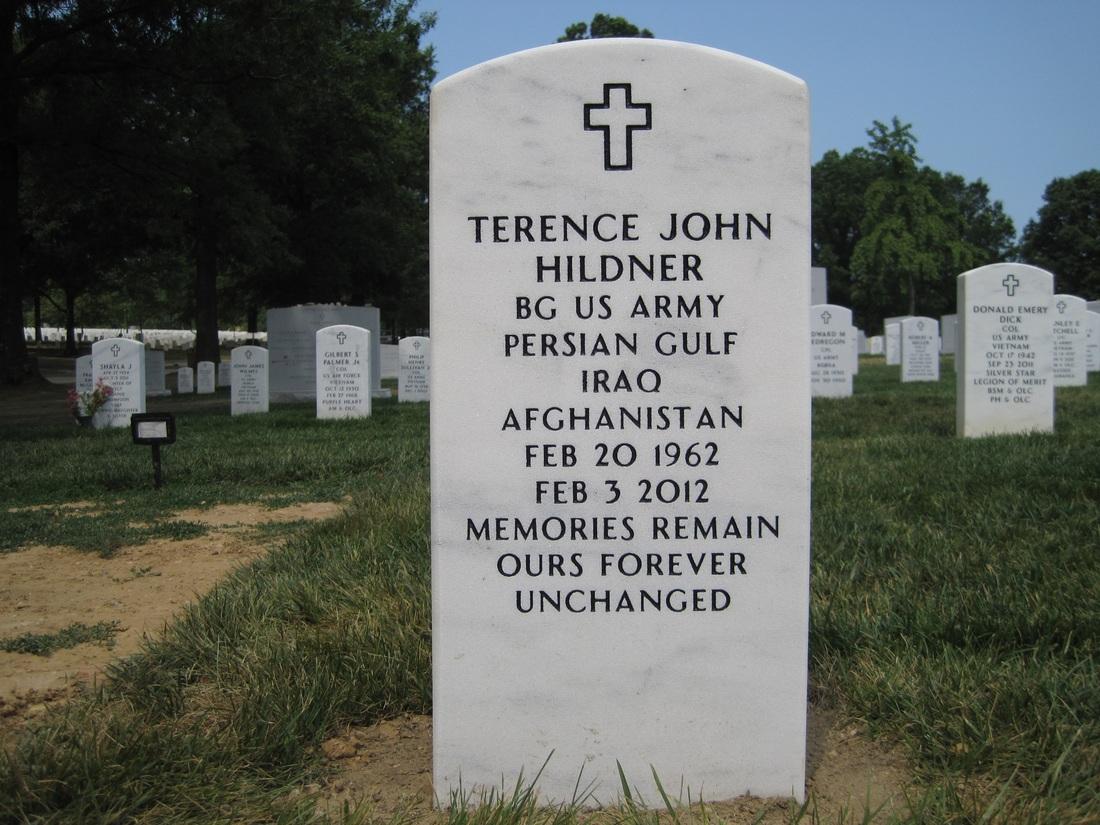 BG Terence J. Hildner 5