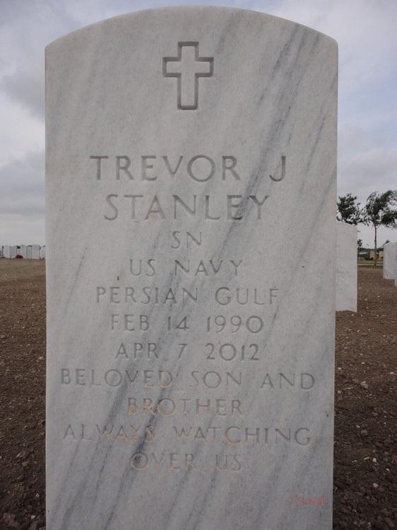 CN Trevor J. Stanley 2