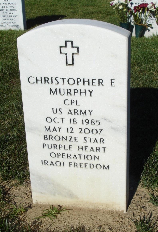 CPL Christopher E. Murphy 3