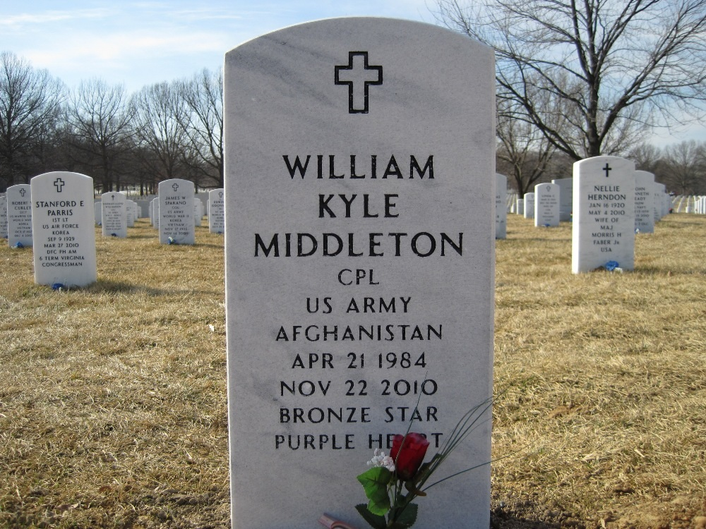 CPL William K. Middleton 3