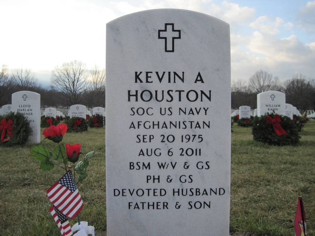 CPO (SEAL) Kevin A. Houston 3