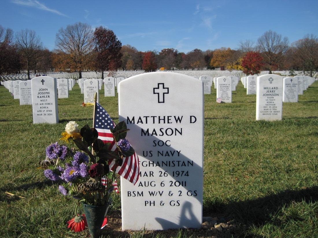 CPO (SEAL) Matthew D. Mason 3