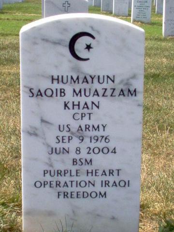 CPT Humayun S. Khan 2