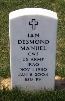 CW2 IAN D. MANUEL 2