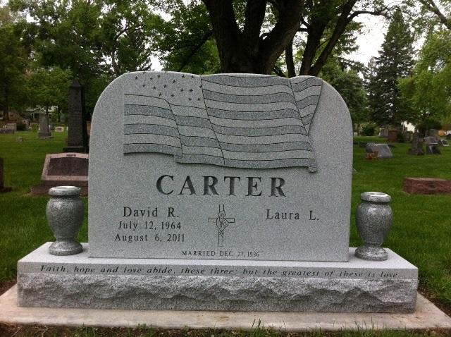 CW4 David R. Carter 4