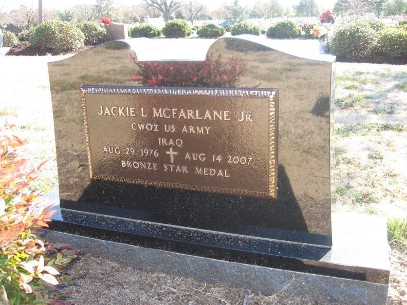 CWO2 Jackie L. McFarlane 3
