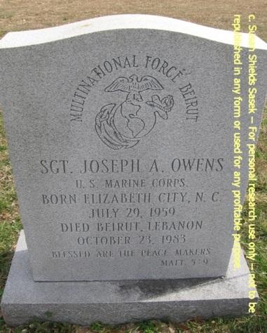 Cpl. Joseph A. Owens 2