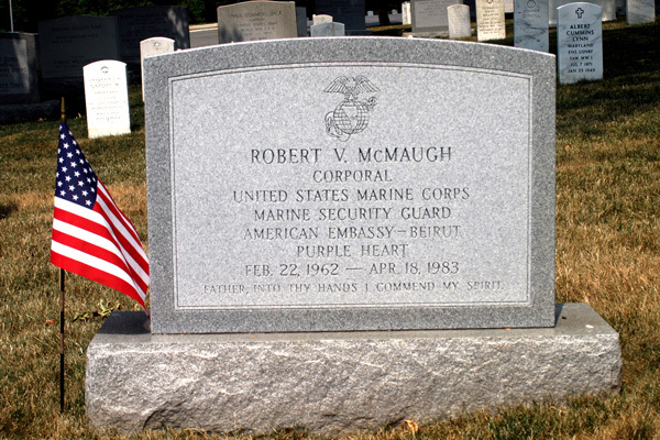 Cpl. Robert V. McMaugh 2