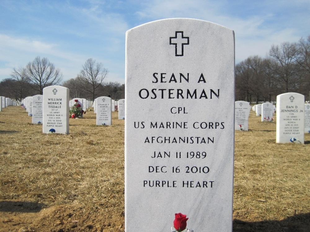 Cpl. Sean A. Osterman 2
