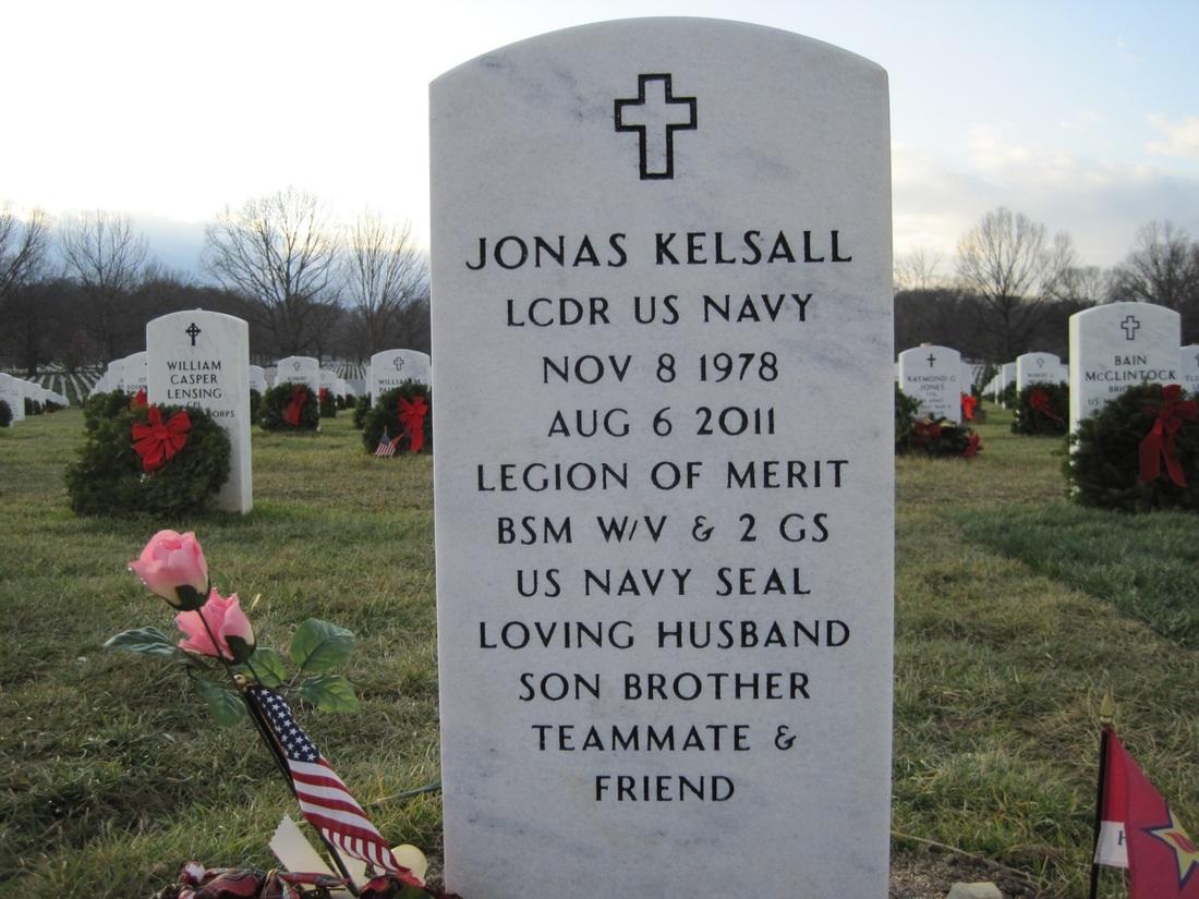 LCDR Jonas B. Kelsall 3