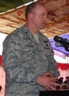 LCOL Mark E. Stratton 2