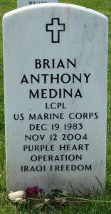 LCpl Brian A. Medina 2