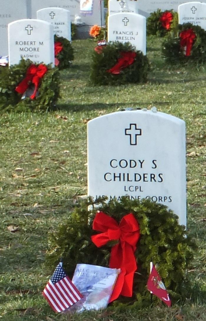 LCpl Cody S. Childers 3