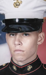 LCpl Colin J. Wolfe 1