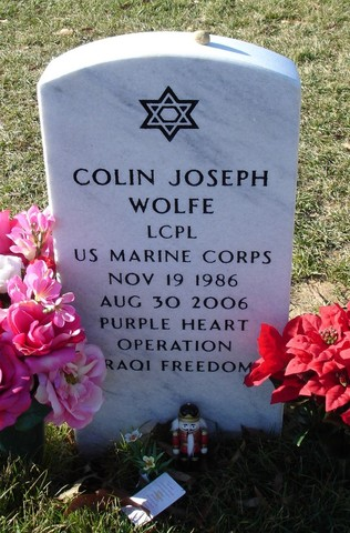 LCpl Colin J. Wolfe 4
