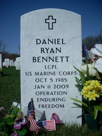 LCpl Daniel R. Bennet 2