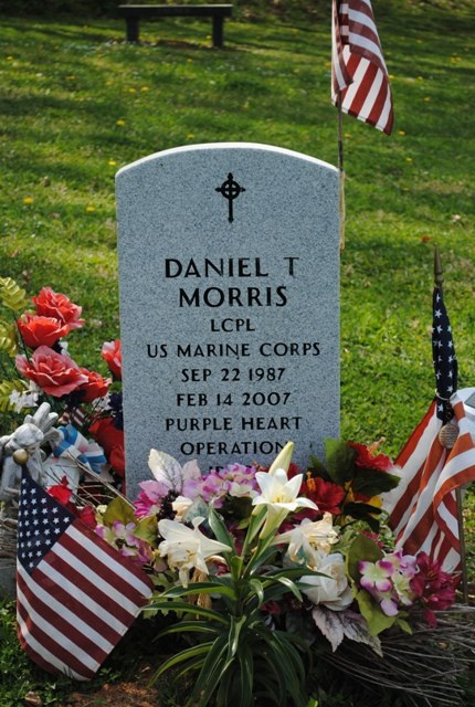 LCpl Daniel T. Morris