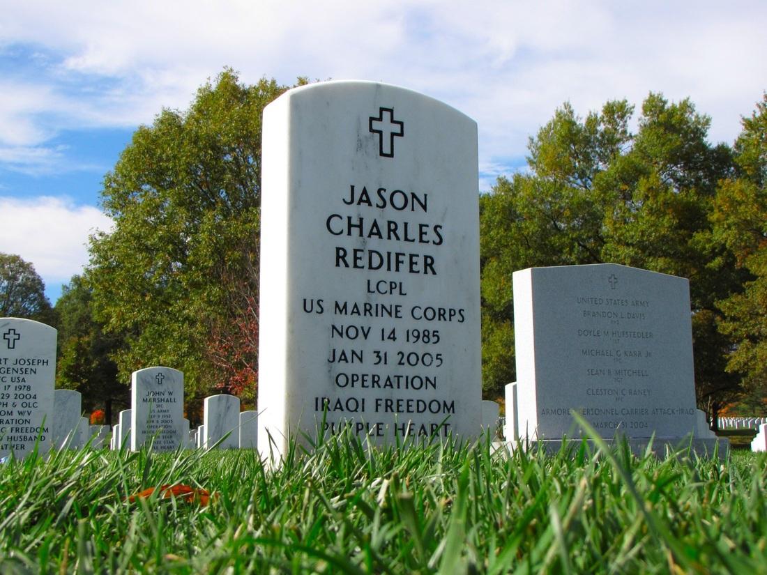 LCpl Jason C. Redifer 2