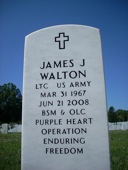 LTC James J. Walton 3