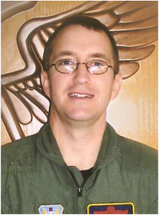Lt Col Christopher E. Round 1