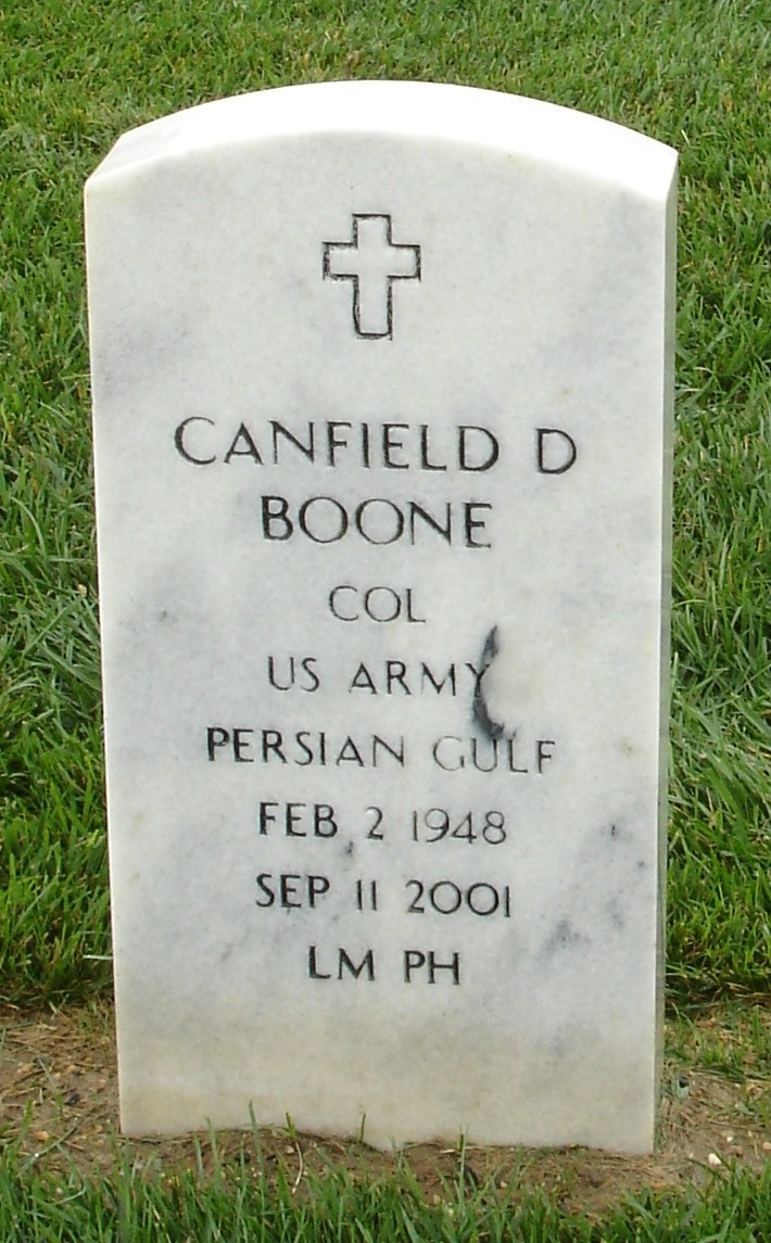 Lt. Col. Canfield D. Boone 2