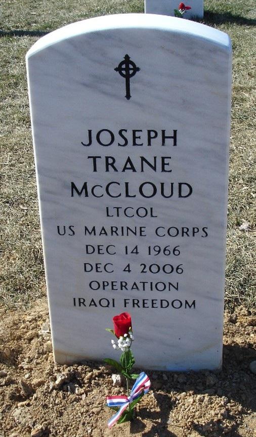 LtCol Joseph T. McCloud 2