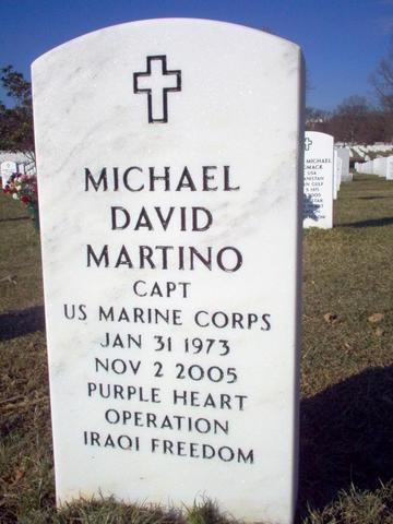 Maj Michael D. Martino 4