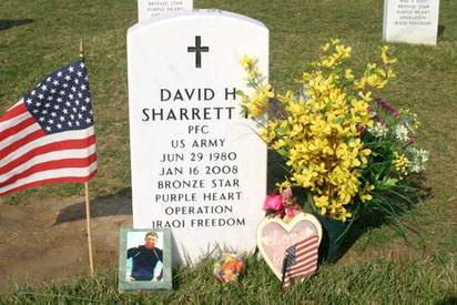 PFC David H. Sharrett 5
