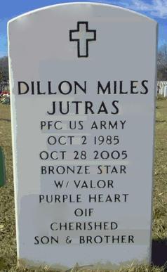 PFC Dillon M. Jutras 4