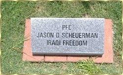 PFC Jason D. Scheuerman 4