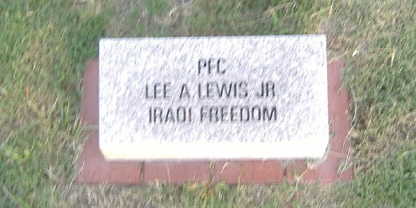 PFC Lee A. Lewis 2