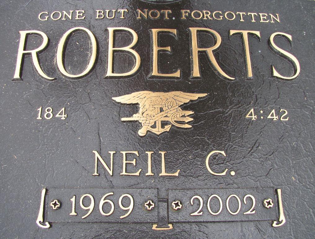 PO1 Neil C. Roberts 2