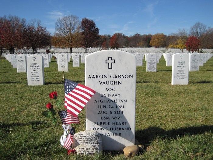 PO1 (SEAL) Aaron C. Vaughn 4