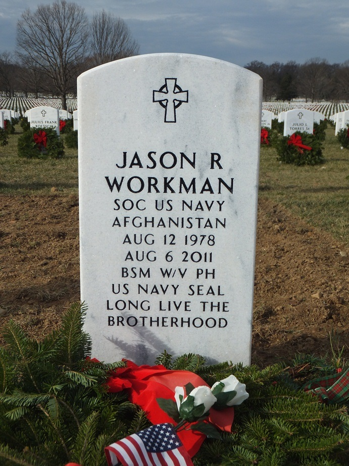 PO1 (SEAL) Jason R. Workman 4