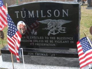 PO1 (SEAL) Jon T. Tumilson 3