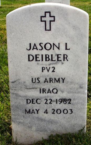 PVT Jason L. Deibler 2