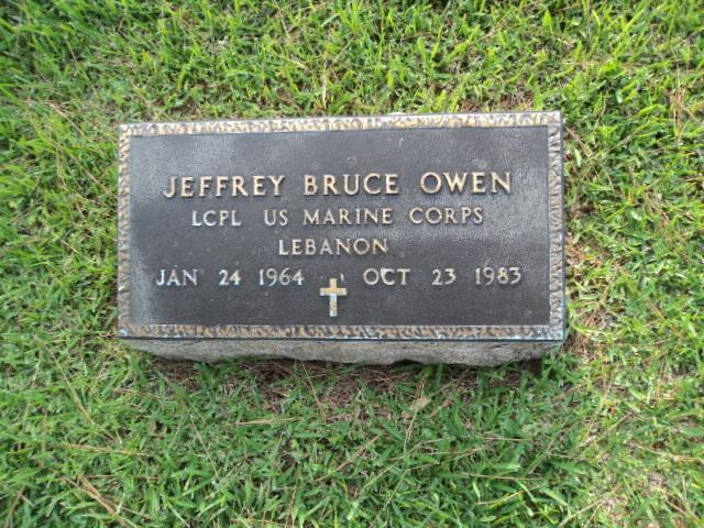 Pfc. Jeffrey B. Owen 2