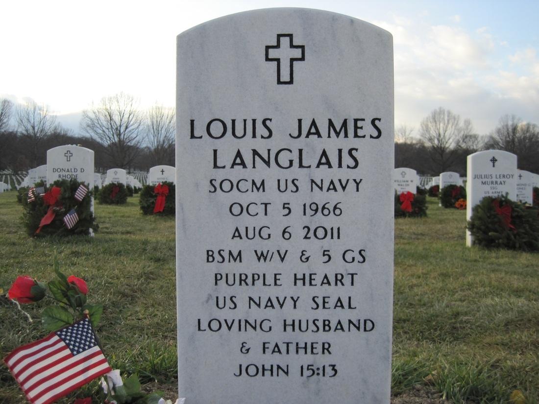 SCPO (SEAL) Louis J. Langlais 3
