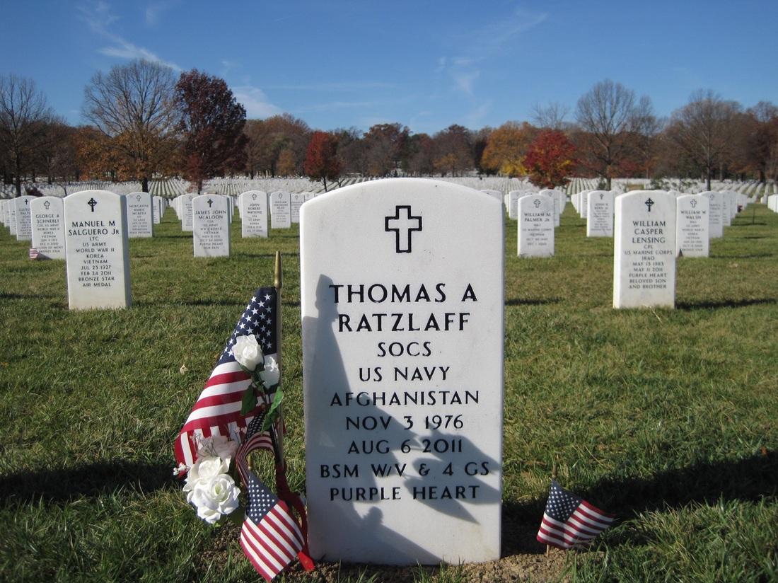 SCPO (SEAL) Thomas A. Ratzlaff 3