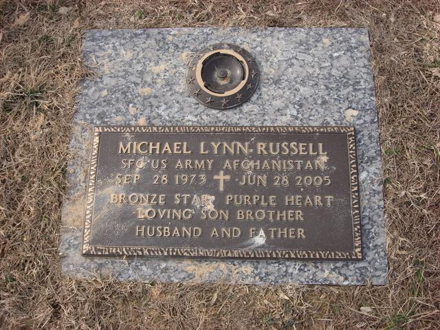 SFC Michael L. Russell 3